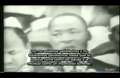 """I have a dream"" cumple 50 años Discurso de Martin Luther King"