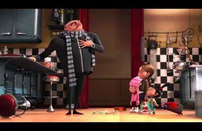 Despicable me rules