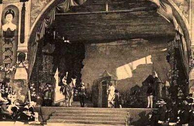 Les fêtes littéraires de Troyes - août 1913