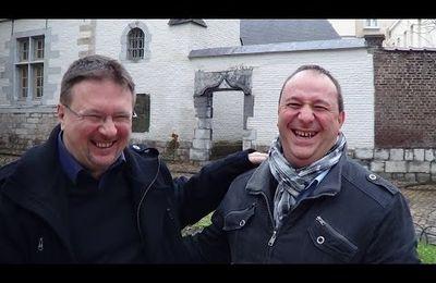 Vidéo bonne humeur : Christophe Godfriaux m'interroge