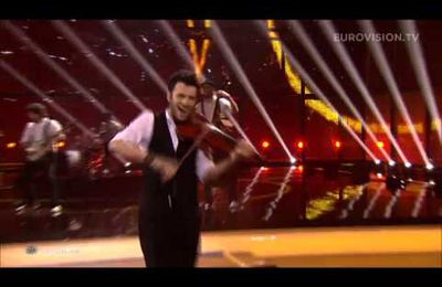 [Vidéo] Live Eurovision 2014 : Sebalter - Hunter Of Stars (Switzerland)