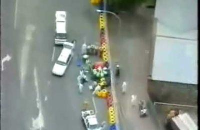 Adélaïde 1995: Mika le miraculé
