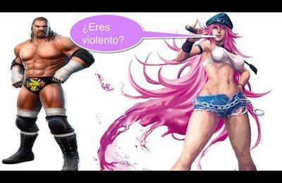 ¿Te hacen los videojuegos más violento?