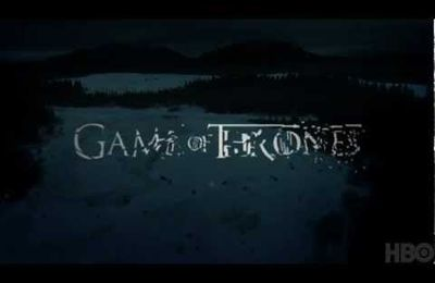 game of thrones saison 2: Le teaser !!!