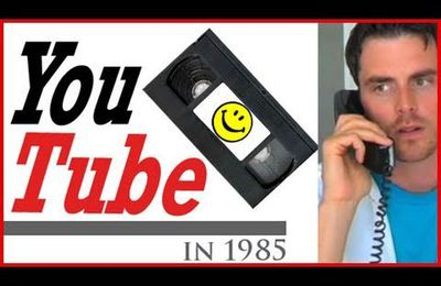 YouTubes has startet in 1985