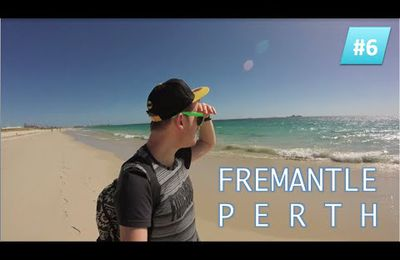 Film Australie - Fremantle, Cottesloe, Perth