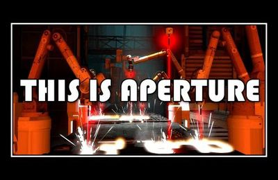 This is Aperture! (This is Halloween Remake)