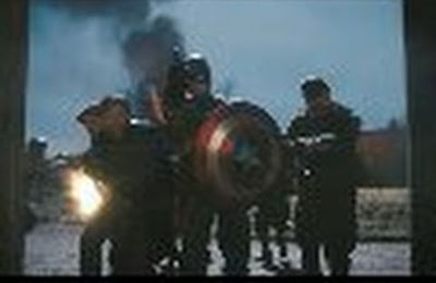 Captain America - trailer