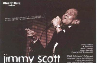 Autres voix, autres vies (5) : Little Jimmy Scott