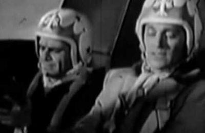 Star Wars, Indiana Jones, Ghostbuster et Forrest Gump tournés dans les années 50.