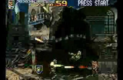 Speedrun Metal Slug 4