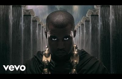 Kanye west - POWER (vidéo)