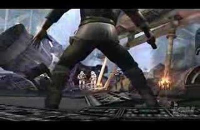 XBOX 360 : STAR WARS the force unleashed