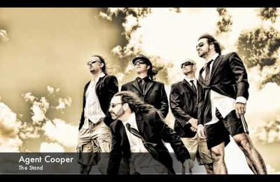 """AGENT COOPER new song """"The Stand"""""""