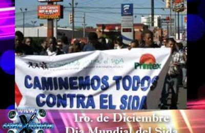 Conexion HN 1ro DICIEMBRE DIA MUNDIAL DEL SIDA