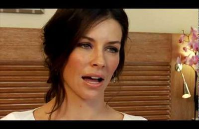 Interview de Evangeline Lilly !