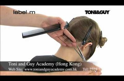 Toni and guy 2011 II