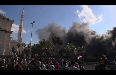 Égypte : des violences entre pro et anti Morsi à la veille du référendum constitutionnel … L'Église et les démocrates appellent à voter NON… Une constitution contesté !