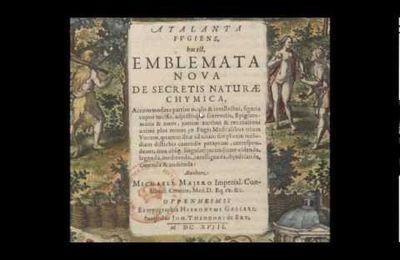 Atalanta Fugiens de Michel Maïer, une Video de Gilles Louïse