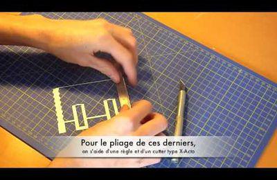 Monter votre bâtiment Architecture & Passion, c'est simple !