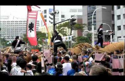 那覇大綱挽 2011/ Tir à la corde géante de Naha 2011