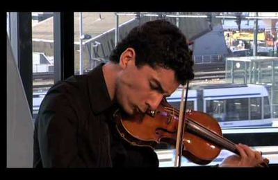 Sergey Khachatryan - J.S. Bach/ From: Partita nr. 2 Gigue...