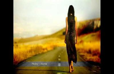 Moby - Alone