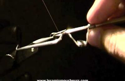 Utilisation du Thomson Whip oFinisher