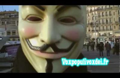 DeVOUSàVOUS n°32, un Anonymous et un Indigné