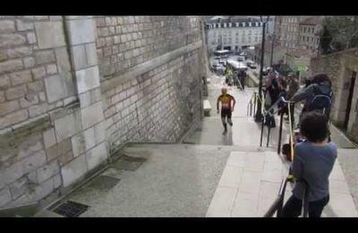 Video du défi de la Gare