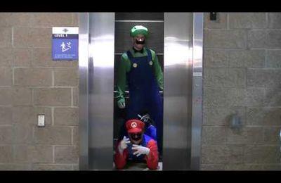 Super Mario Y el Gangnam Style