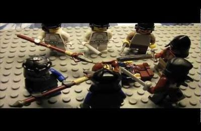 Trailer de LEGO Assassin's Creed !