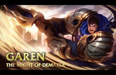 LoL - How to Garen