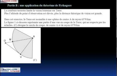 Correction du sujet 0 Maths crpe session 2015