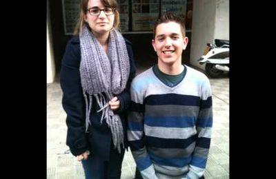 Intercambio (échange) Illiers Combray / Mairena 2012