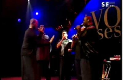 [Live] Take 6 Live medley !