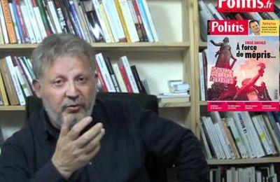 "Edito-vidéo du magazine Politis: ""Gouverner contre un peuple"""
