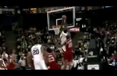 2010 NCAA Dunks of the Year!!!
