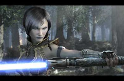 STAR WARS THE OLD REPUBLIC...nouveau trailer!