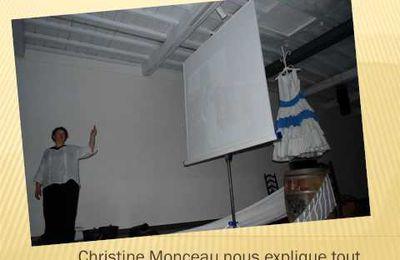Conférence sur l'art contemporain