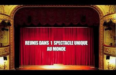 Le spectacle « Princes et Princesses »