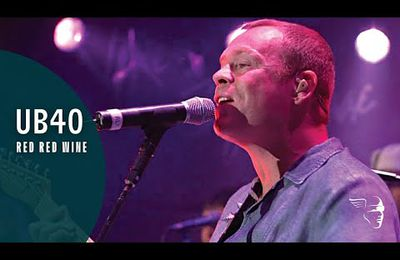 "UB40 ""Red red wine"" (Live)"