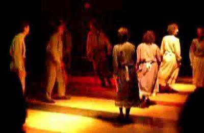 Danse folklorique québécoise (La parenté)