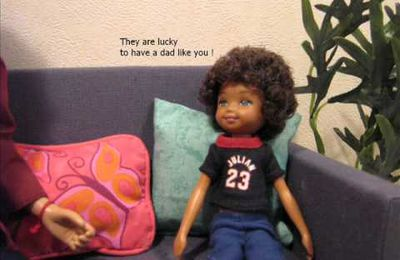 Barbie doll story - My tribute to Michael JACKSON
