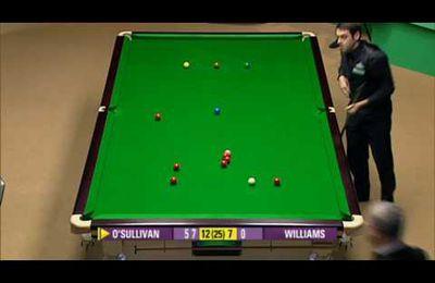 Snooker - O'Sullivan brilliert im Achtelfinale mit Maximum Break