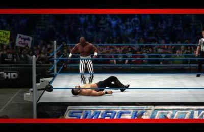 [ WWE 2K14 ] Entrée et Finisher de Virgil