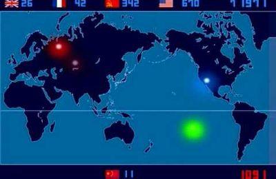 Le feu d'artifice nucléaire de l'humanité 1945-1998