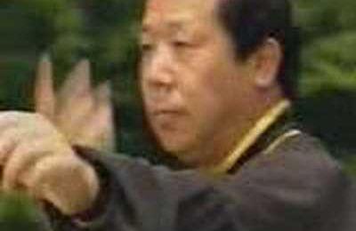 Un autre très grand Maître de Wushu
