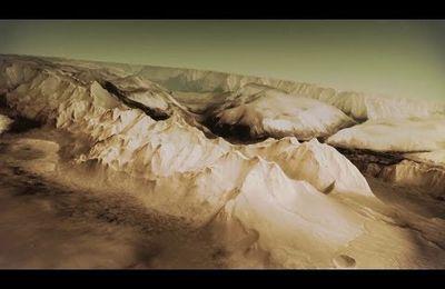 Vidéo compil de Mars express