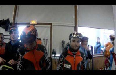 Croix de Charousse 2014 - course de ski alpinisme